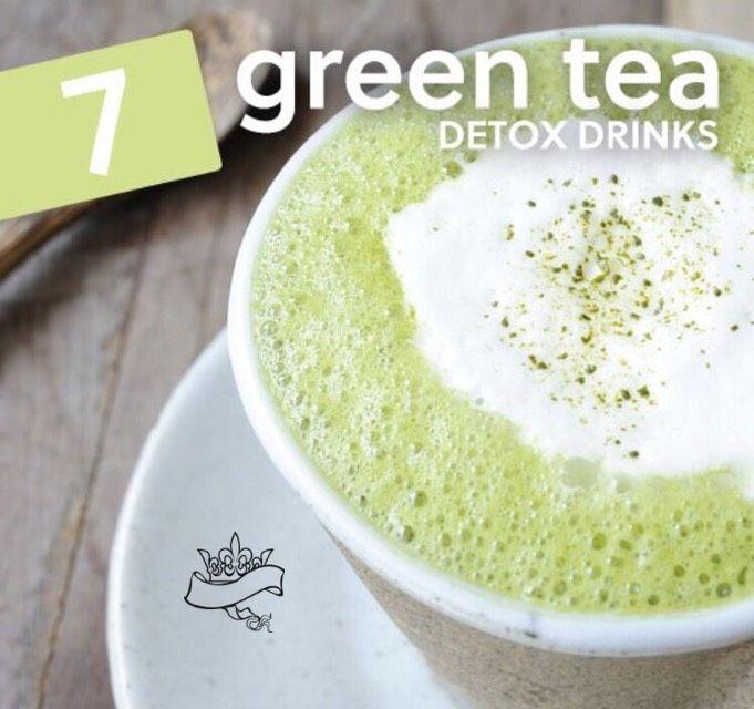 7 Diy Green Tea Detox Drinks #Health #Fitness #Trusper #Tip
