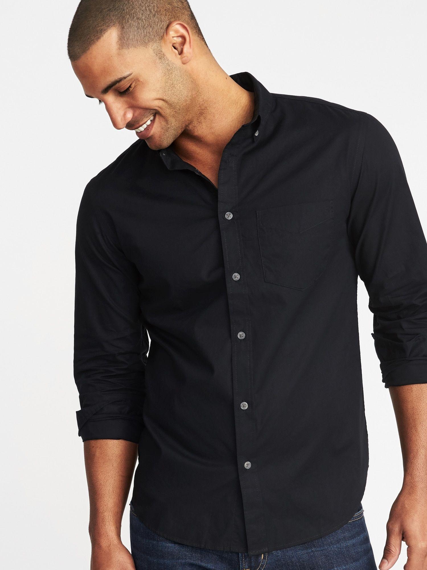 Product Black Shirt Outfit Men Black Dress Shirt Men Shirt Outfit Men [ 2000 x 1500 Pixel ]