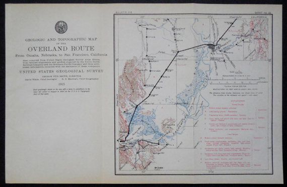 1915 Suisun Bay, Benicia California to Sacramento Railroad