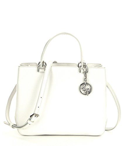 ab811d0b15 MICHAEL MICHAEL KORS Anabelle Medium Top Zip Leather Tote Review ...