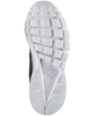 b7d631a906e5 Nike Men s Air Huarache Run Ultra Running Sneakers from Finish Line - Brown  9