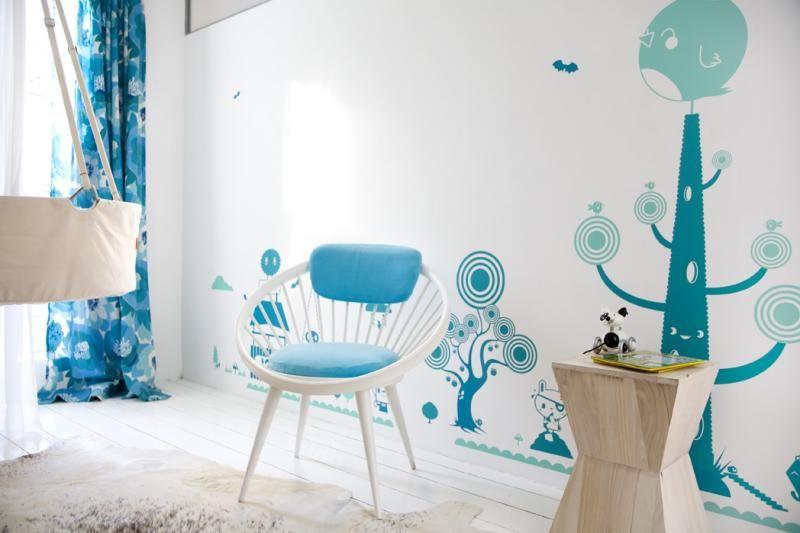 Beste afbeeldingen van interieur wall decals child room en