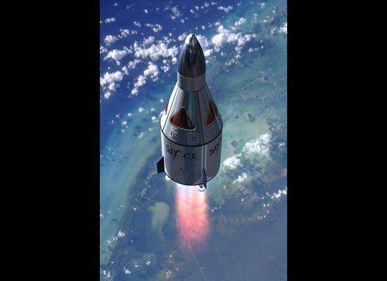 Why Blue Origin S Rocket Landing Is Big News For Space Travel Space Tourism Space Travel Space Facts