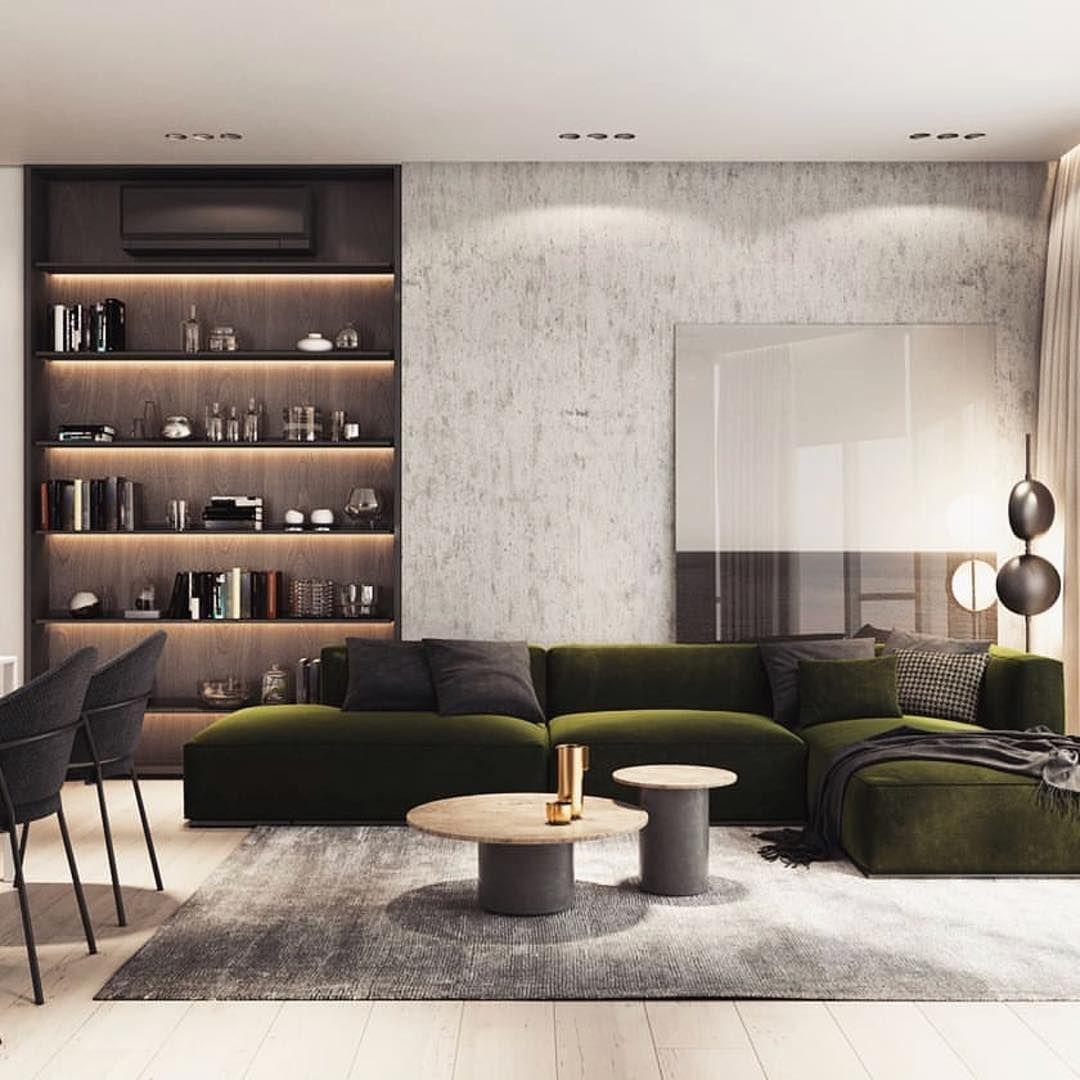 Minimalist Living Room Furniture Ideas: 47+ Industrial Living Room Decor Ideas You MUST SEE