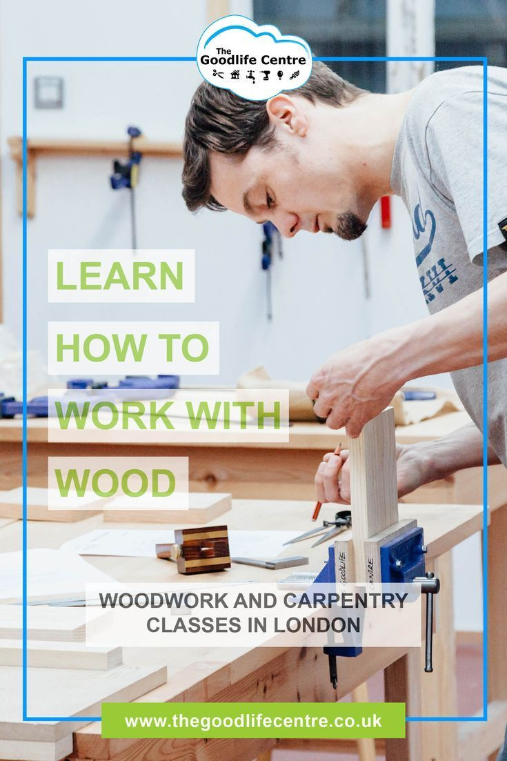 Do you want to learn how to work with wood our london