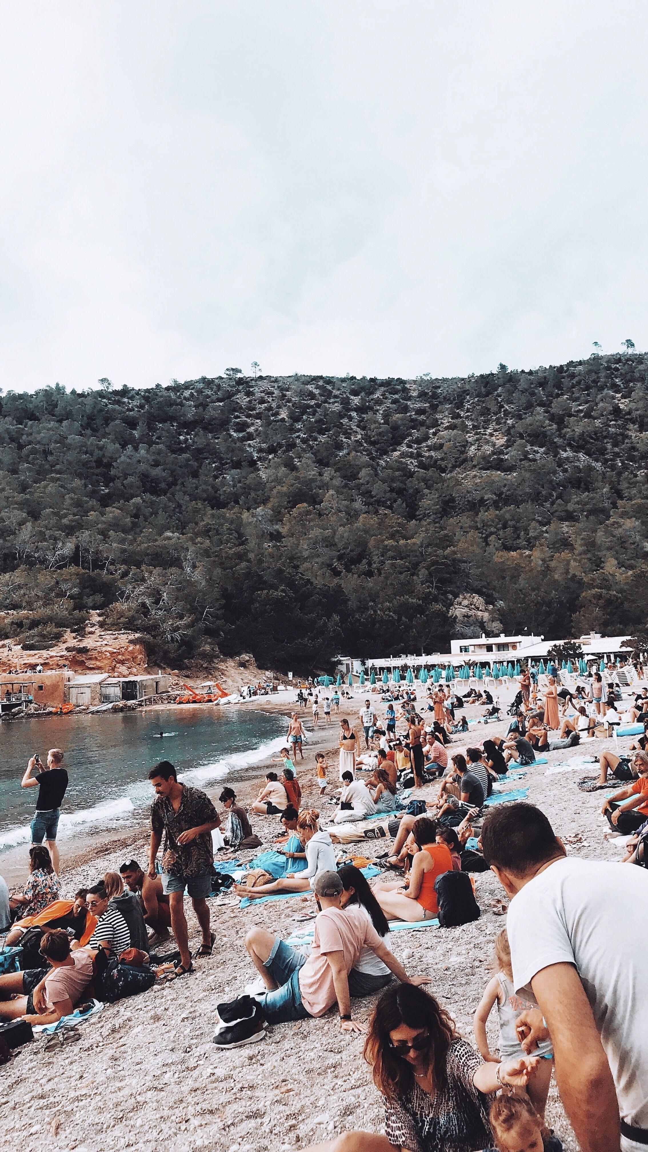 The North Of Ibiza The Giri Cafe Los Enamordados And Elements Seli Muyabo In 2020 Ibiza Travel Ibiza Beautiful Sunset