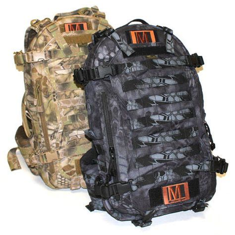 """Newest camo tech has labored to produce this awesome pattern. Love the dark colored one called """"Typhon."""""""