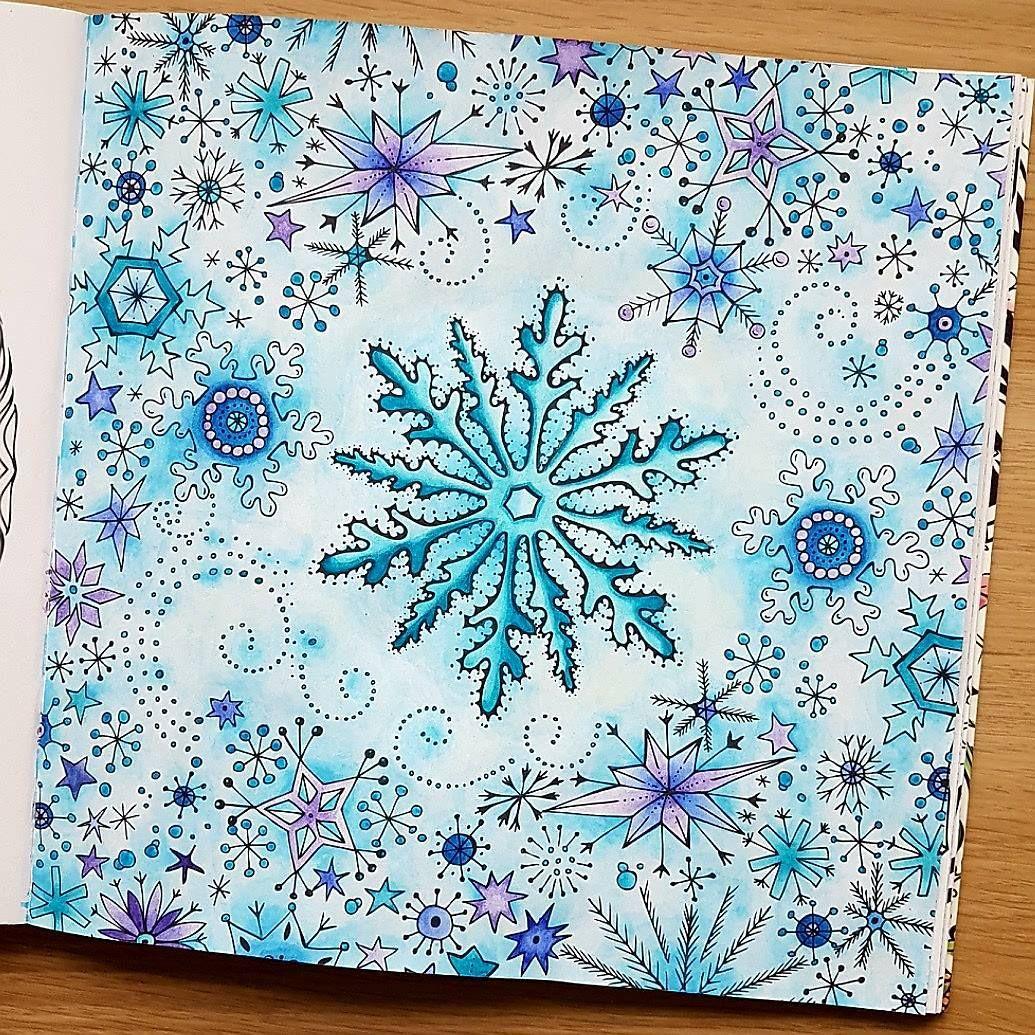 Coloriage A L Aquarelle Coloringbook Coloriage Color Colors