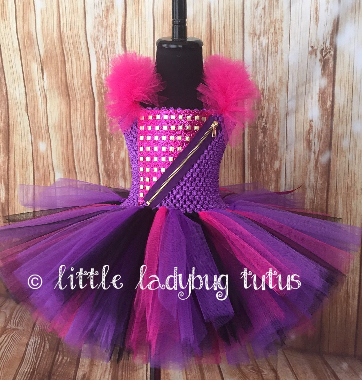 Newborn Toddler Meme Mal Tutu Mal Tutu Dress Descendants Tutu Mal Costume