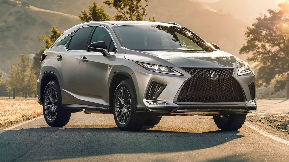 2020 Lexus RX First Look Luxury SUV Gets Much Needed