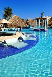 Reserve at Paradisus Punta Cana My butt will be right here in 11 days! :))) I can't wait!!!!!!