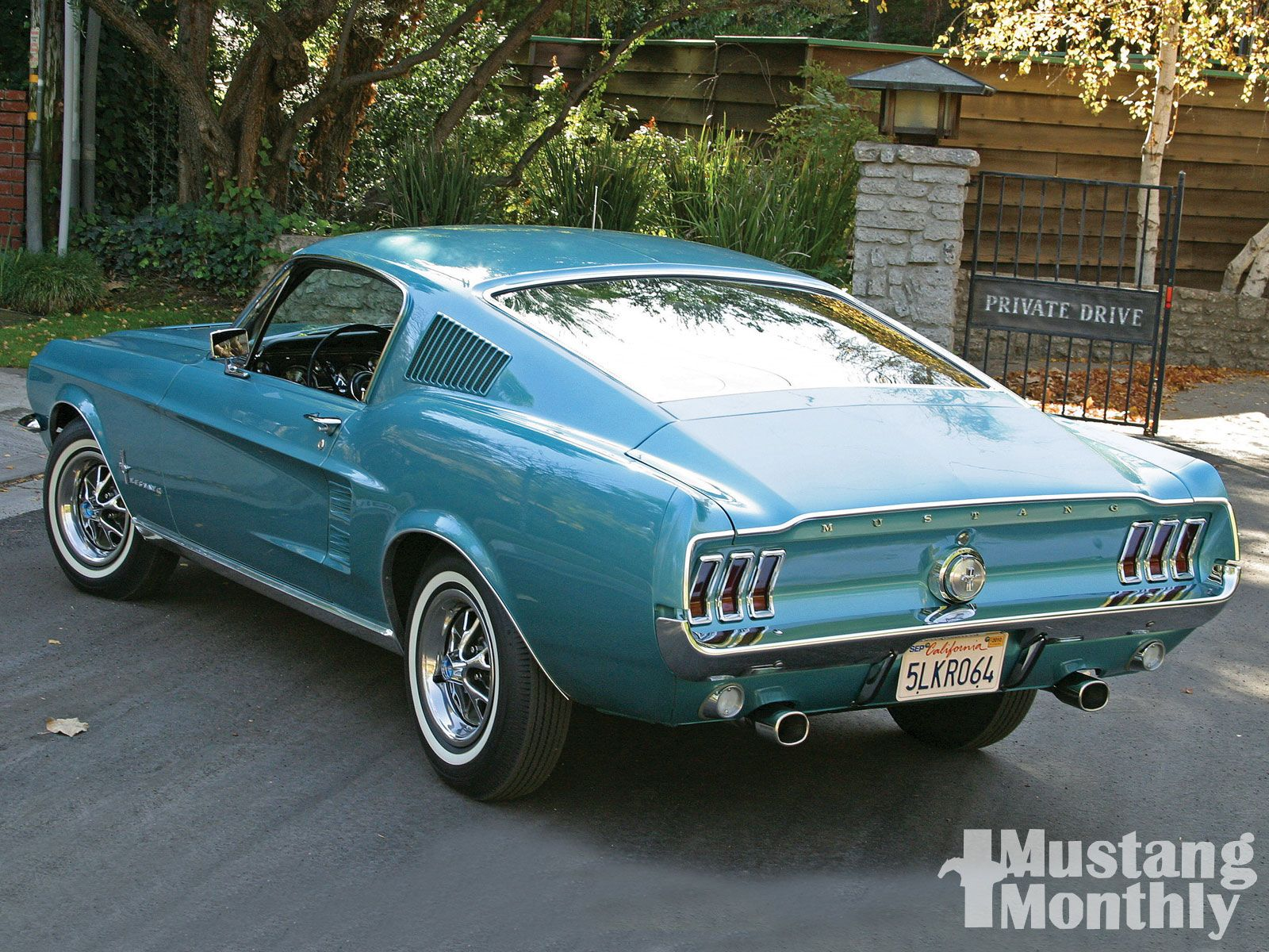 1967 ford mustang fastback back oh how i miss this car. Black Bedroom Furniture Sets. Home Design Ideas