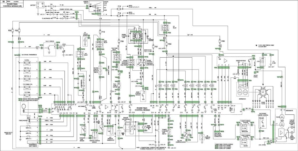 vt wiring diagramvt50lv8 | project car | Range rover