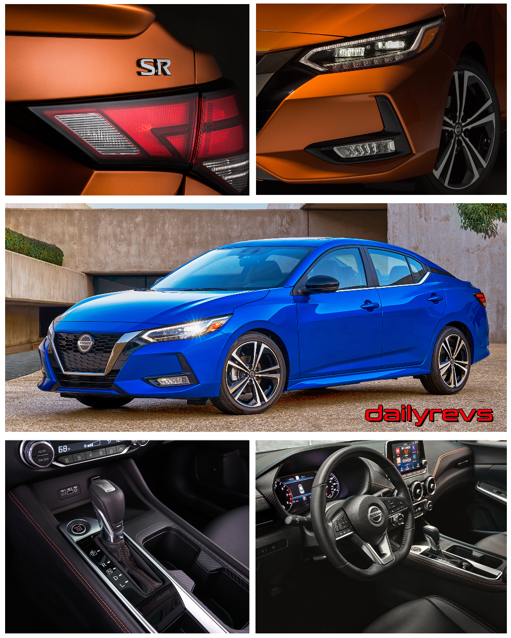 2020 Nissan Sentra HD Pictures, Videos, Specs