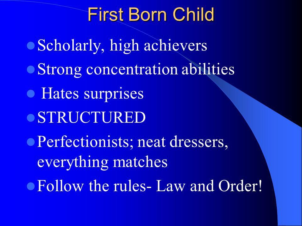 First Born Child Family Pinterest Birth Order