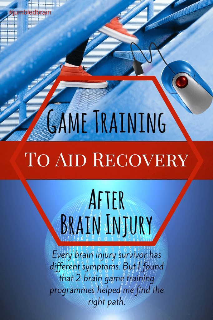 Game training that helped me after brain injury Brain