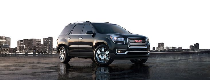 Performance The 2017 Acadia Limited Mid Size Suv Builds On A Solid Track Record Of Gmc Professional Grade Engineering Focuse Mid Size Suv Suv Models Gmc Trucks