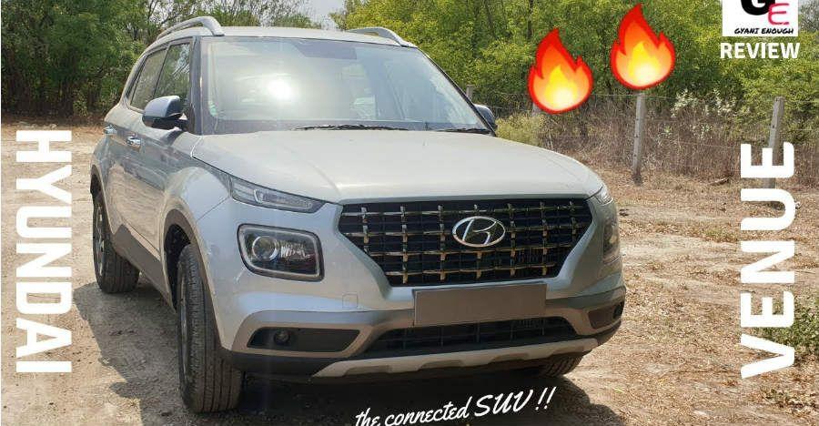 Hyundai Venue Reaches Dealerships Most In Depth Walkaround Of The