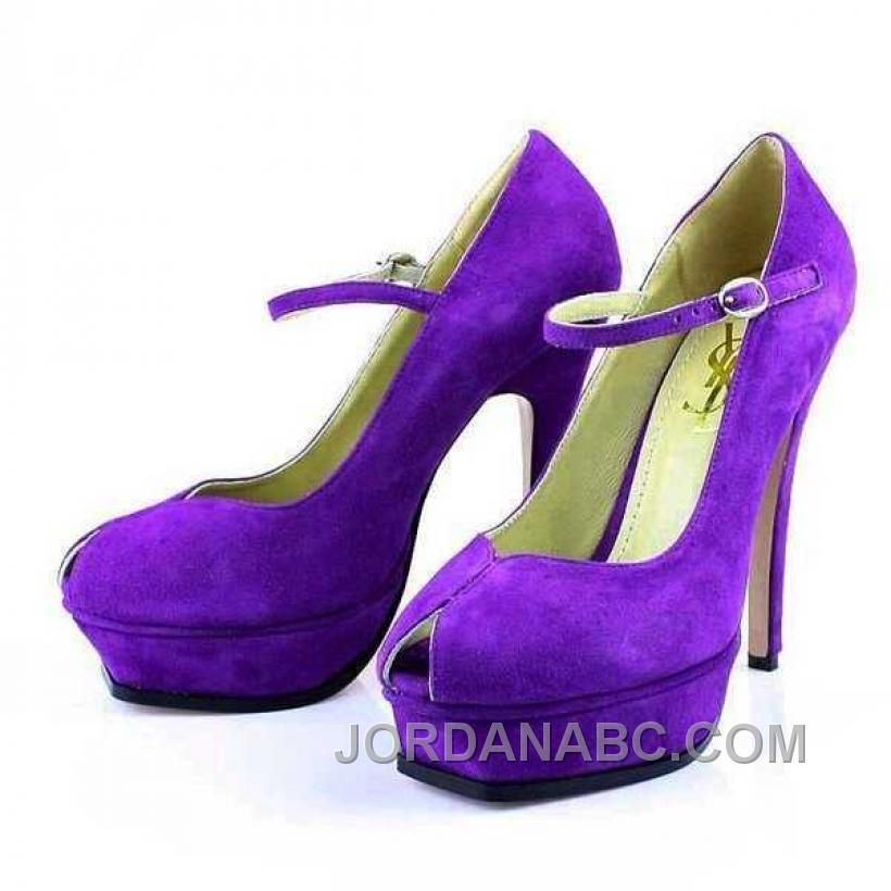 http www jordanabc com yves saint laurent purple suede tribute rh pinterest com