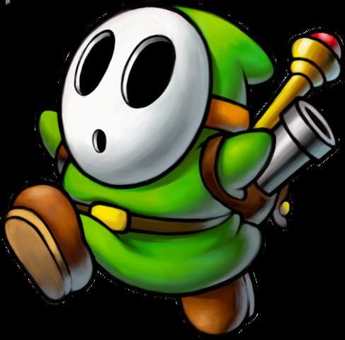 File Unknown Shy Guy Png Mario Funny Mario And Luigi Super Mario Art