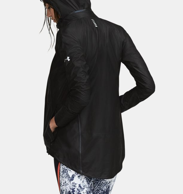 Under Armor Womens GORE-TEX Long Jacket