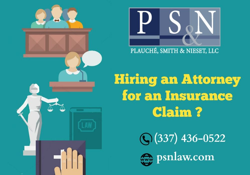 Attorney For An Insurance Claim Lake Charles Lake Charles