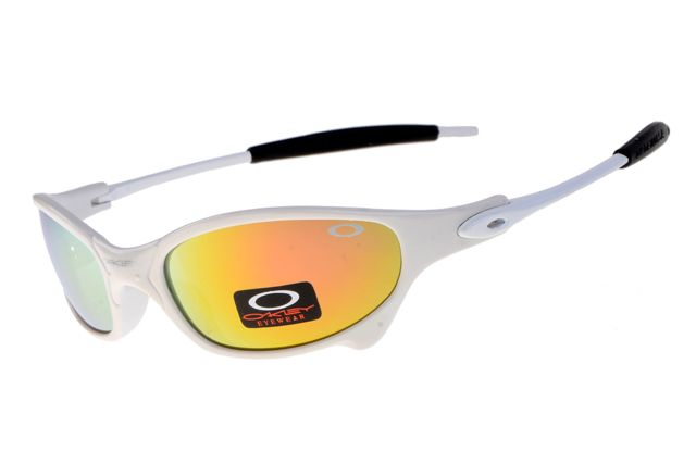 Oakley Juliet Black White Frame Colorful Lens 2001. Cheap  SunglassesSunglasses ...