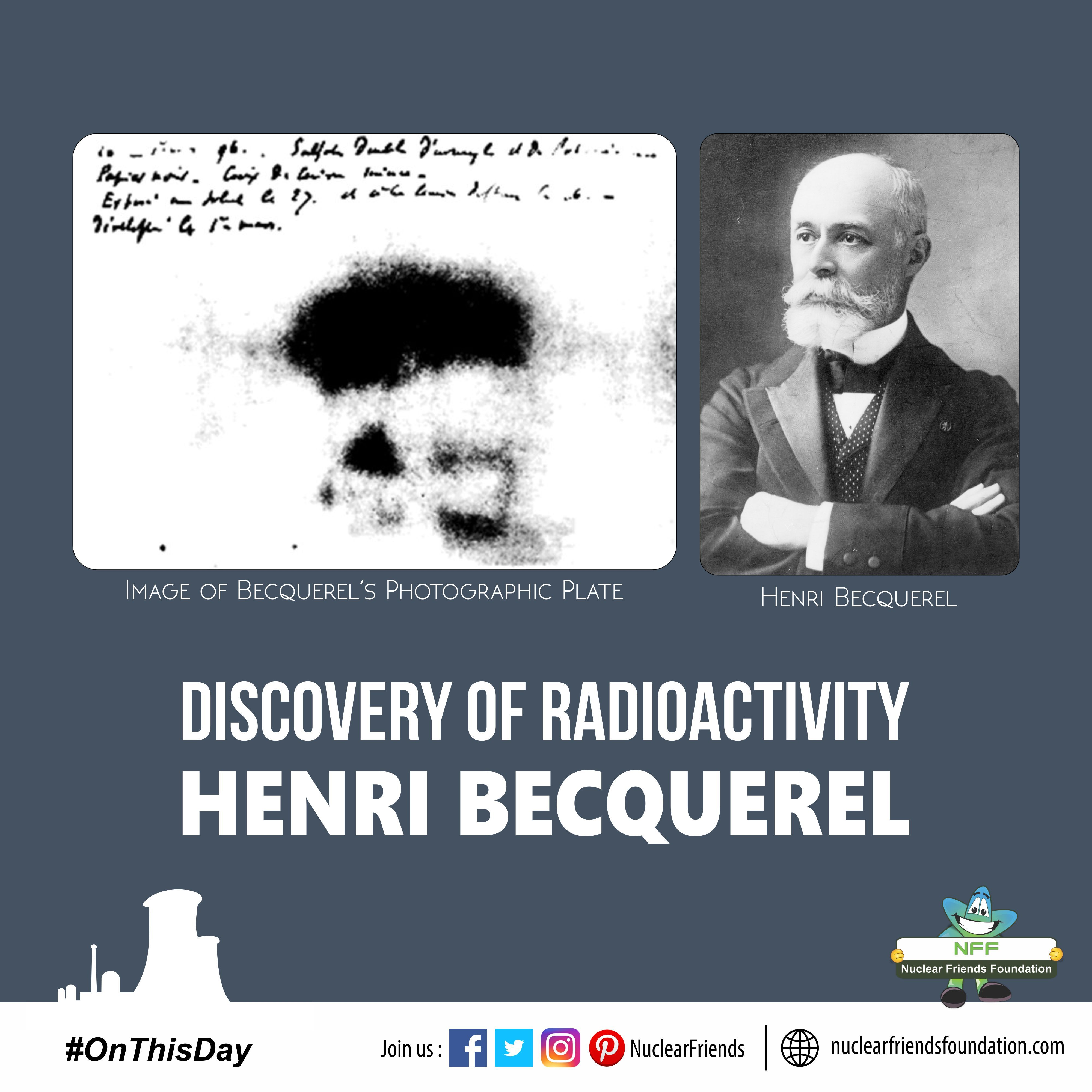 the discovery of radioactivity and its effects Effects of radiation on the human body click on a number to learn about the effects of radiation on the body (1) hair the losing of hair quickly and in clumps.