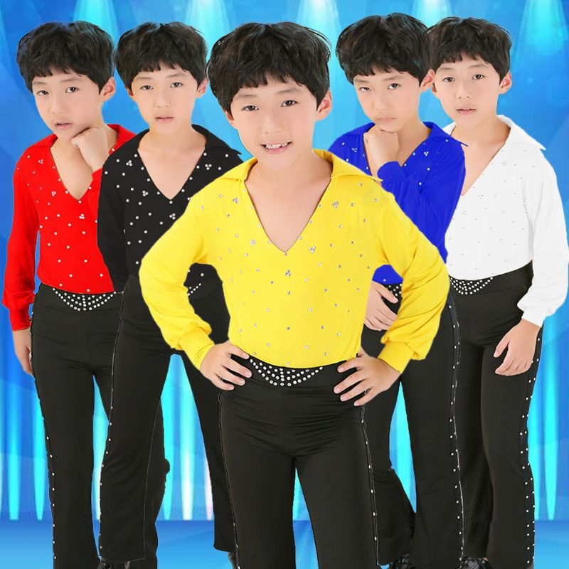 287f514ce0ee6 Find More Ballet Information about Boys' Latin dance clothing ...