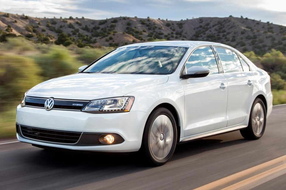 The 2013 Jetta Hybrid APR Special! https//www.facebook