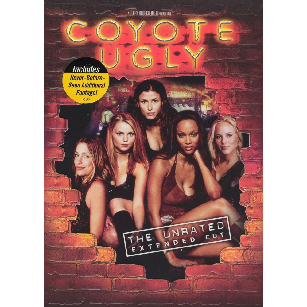 Coyote Ugly Special Edition Dvd_video