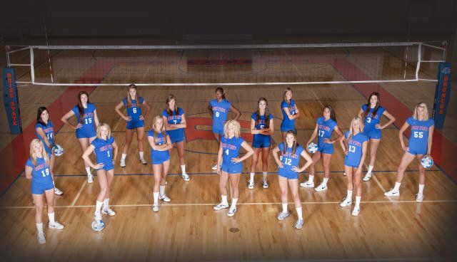 Boise State University Volleyball Gobroncos Boisestate This Is My Team Kadin