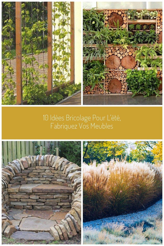 Gitterrahmen Mit U Formigen Drahtseilen Garten Sichtschutz In