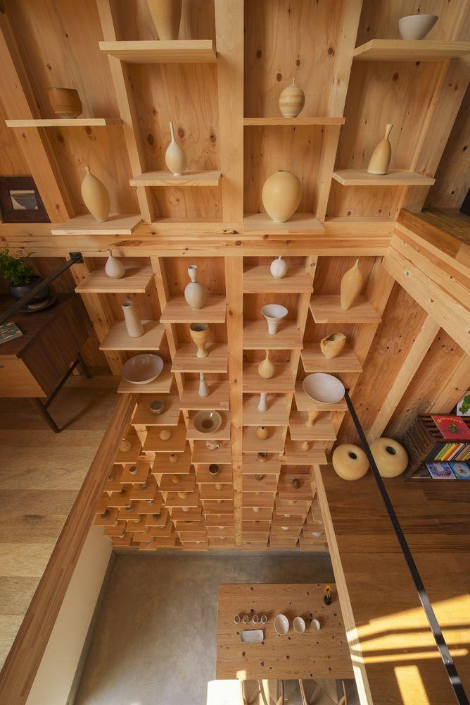 Galeria de Casa para Festival de Cerâmica / Office for Environment Architecture - 6