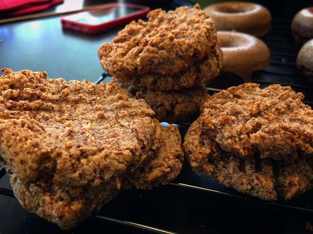 Keto almond butter cookies visit our site wwwprimalnoms