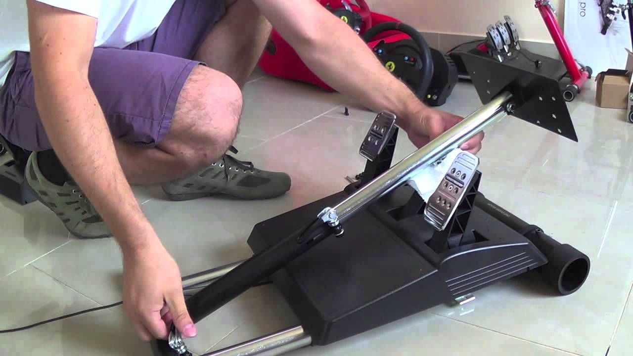 A new setup video for all the Thrustmaster TX (+GTE Add-On) and