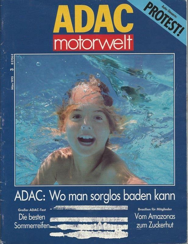 Wo man baden kann in der März Ausgabe aus dem