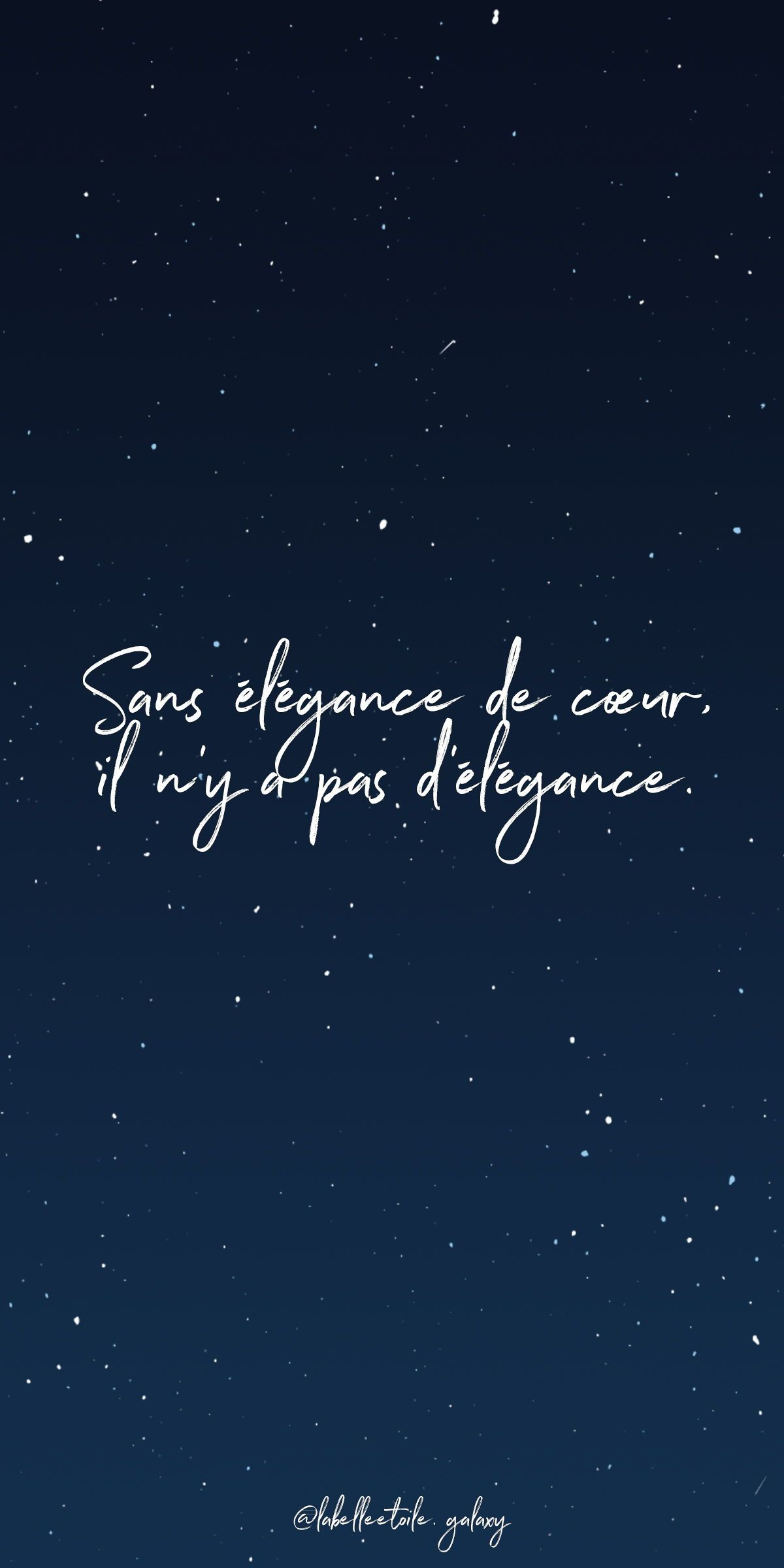 Without Elegance Of Heart There Is No Elegance Yves Saint Laurent French Fashion Designer French Quotes Inspirational Quotes Disney Learn French