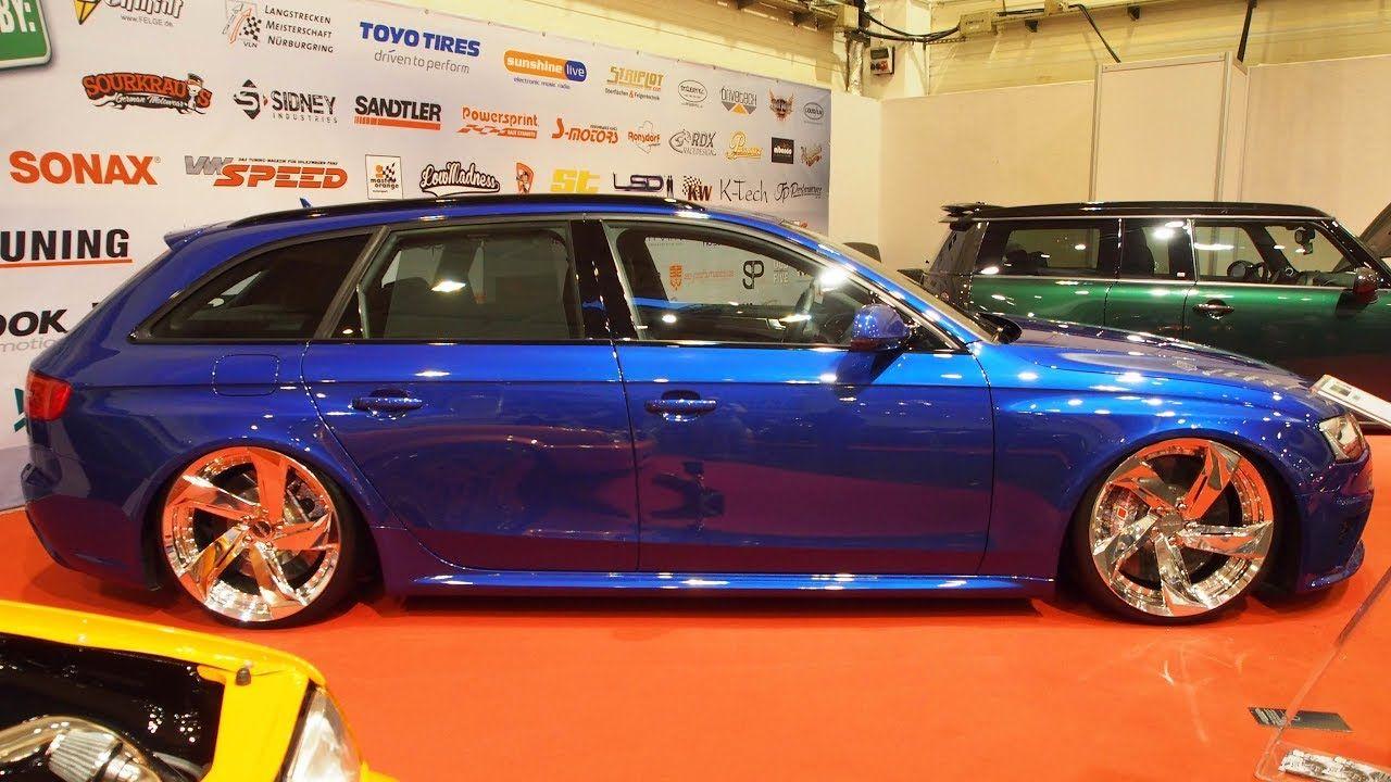 Audi A4 Avant 2011 3 0l Tdi Tuning 210ps H R Ultralow Rotiform
