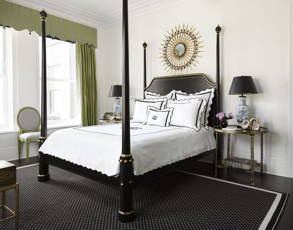 40 FourPoster Beds Fit For Royalty White bedroom design