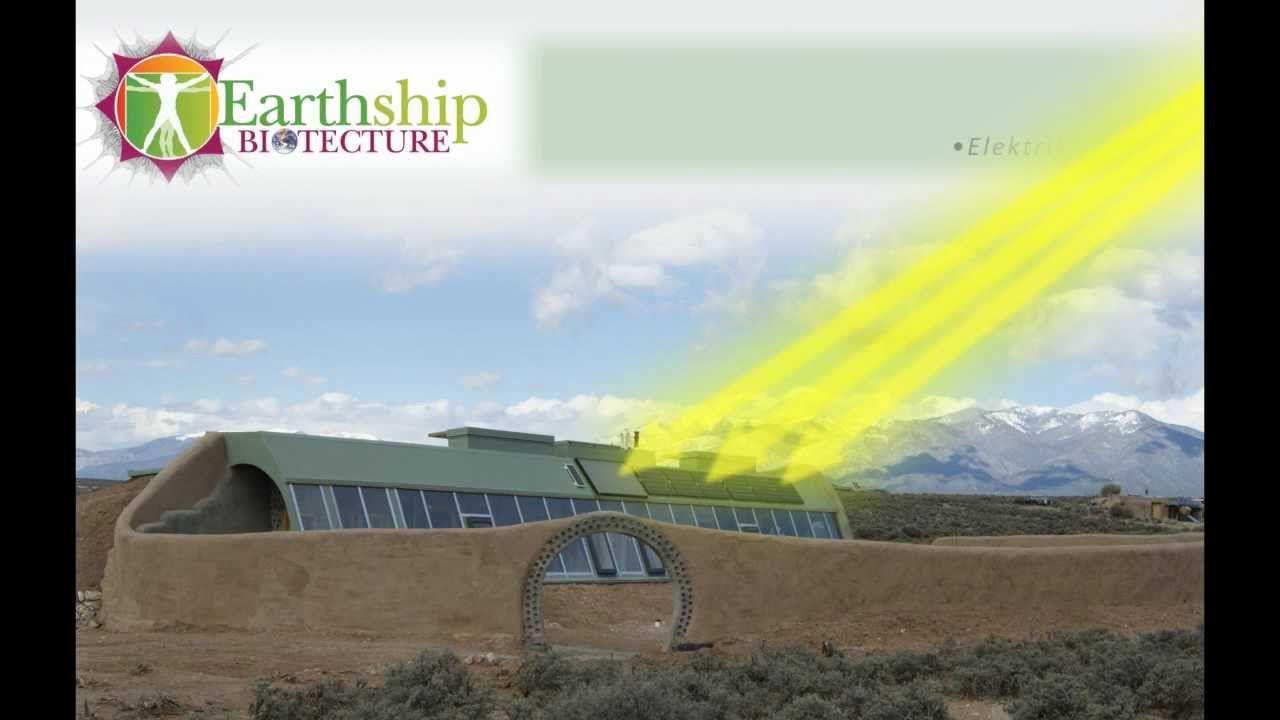 Earthship İnşaat Animasyonu - [720p'de izleyebilirsiniz]