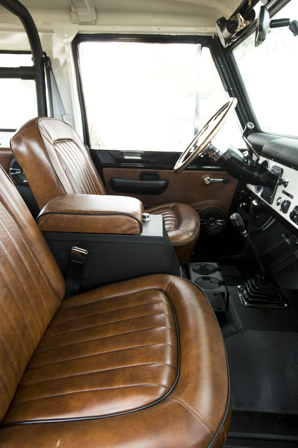 Restored 1976 Early Ford Bronco Velocity Restorations