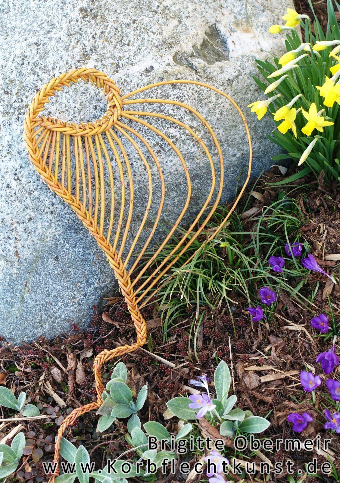 Herzen Korbflechten Und Korbflechtkurse Bei Munchen Korbflechtkunst De Weiden Flechten Weide Weben Korbflechten