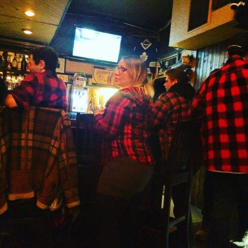 Nagging 'All Canadians are plaid-wearing lumberjacks' stereotype finally proven true