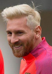 Fussballer Frisuren Lionel Messi Trend Haare Messi