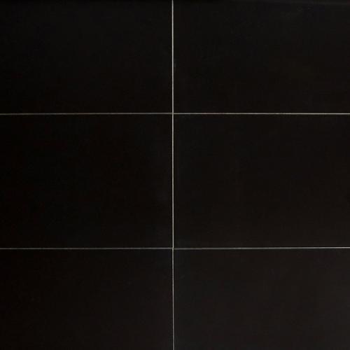 Super Black Porcelain Tile Polished Tiles
