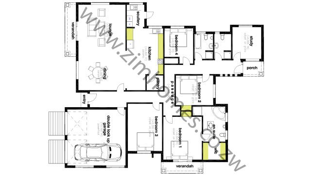 House Plans Zimbabwe Building Plans Architectural Services House Plans South Africa House Plans House Plan Gallery