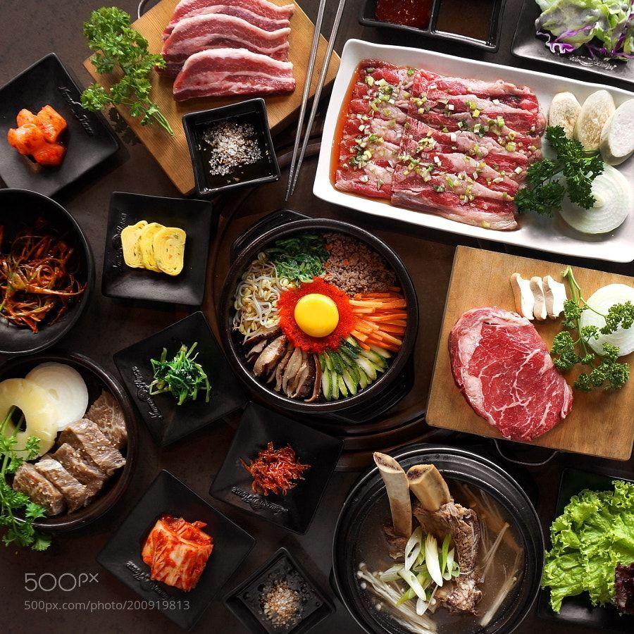 Namoo House - Korean Food by GiovanTia #koreanfoodrecipes