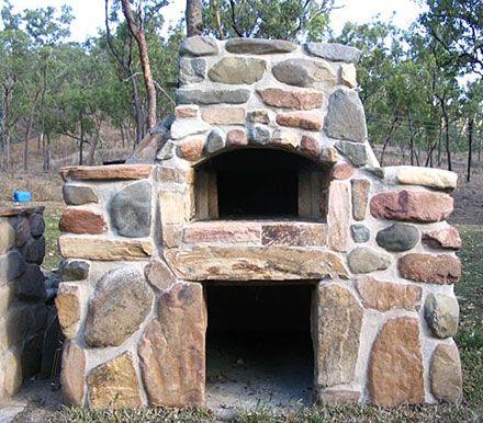 River Rock Outdoor Oven Pizza Oven Outdoor Stone Pizza Oven Outdoor Fireplace Pizza Oven