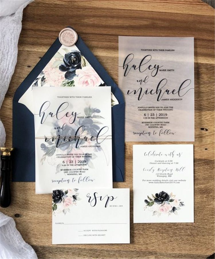 Creative And Gorgeous Wedding Invitation Ideas For Your Perfect Wedding Wedding Invitati In 2020 Wedding Invitations Fun Wedding Invitations Beach Wedding Invitations